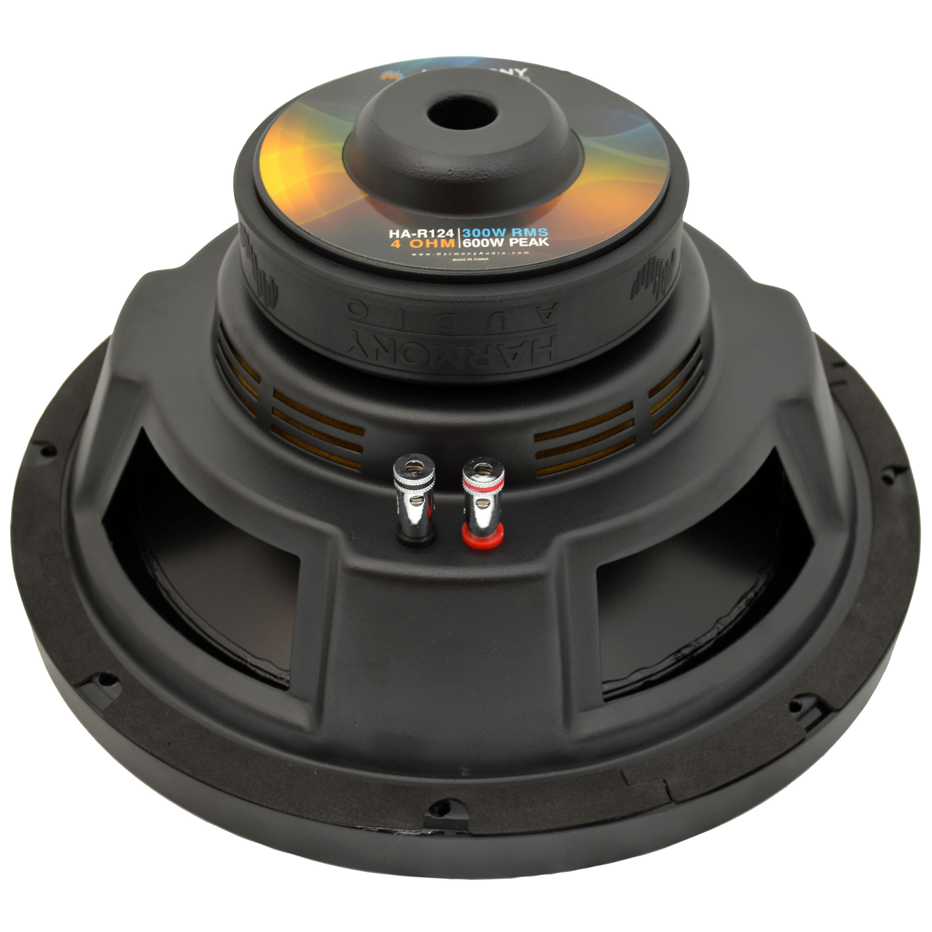 3 single 4 ohm subs