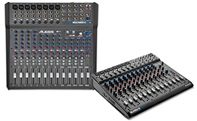 Mixers Equalizers & Compressors