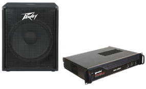 Amplifiers & Subs