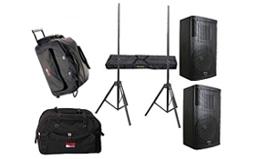 DJ Speakers, Cases & Stands|escape