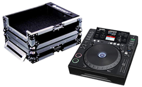 DJ Turntables & Road Cases