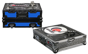 Turntable Console Cases