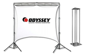 Video Projection Screens