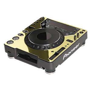 Turntable Faceplates