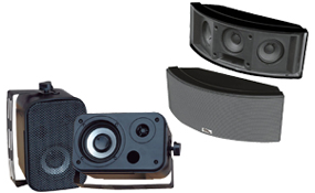 Waterproof & Monitor Speakers|escape
