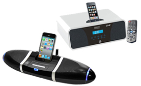 iPod iPhone & iPad Docking Stations|escape
