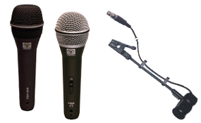 Wired Microphones|escape