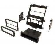 Best Kits BKNDK739 Single or Double DIN Car Stereo Dash Install Kit for 09-10 Suzuki Equator