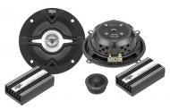 "Lanzar VC5K Vector 5.25"" 2-Way Slim Component Speaker System"