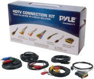 Pyle Home Audio PHDMIKT1 HDTV Audio/ Video Cable Connection Kit Compatible w/ Plasma LCD / LED / ...
