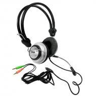 Pyle Home Audio PHPMC2 Stereo PC Multimedia Headset / Microphone