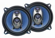 Pyle Car Audio PL53BL 5.25' 200 Watt Three-Way Speakers (Pair)