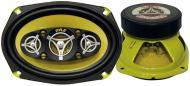 Pyle Car Audio PLG69.8 6' x 9' 500 Watt Eight-Way Speakers (Pair)