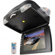 Pyle Car Audio PLRD133F 12.1' Roof Mount TFT LCD Monitor w/ Built-In DVD Player