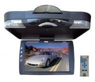 Pyle Car Audio PLRD143IF 14.1' Roof Mount TFT-LCD Monitor w/ Built in DVD Player