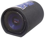 Pyle Car Audio PLTB12 12' 600 Watt Carpeted Subwoofer Tube Enclosure System