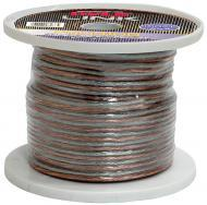 Pyle Car Audio PSC14100 14 Gauge 100 ft. Spool of High Quality Speaker Zip Wire