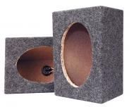 Pyramid PMB69MT Empty Carpeted 6' x 9' Speaker Cabinet