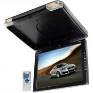 Legacy Car Audio LMRD15 TFT Flip Down Roof Mount Monitor w/ Built-In DVD/MP3/MP4 Compatible Playe...