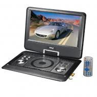 Pyle Home Audio PDH14 14' Portable TFT/LCD Monitor w/ Built-In DVD Player MP3/MP4/USB SD Car...
