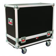 Gator Cases G-TOUR AMP212 ATA GUITAR AMP CASE for 212 (2x12) Combo Amps with Wheel Casters