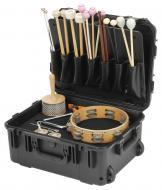 SKB Cases 3I-1914-8B-P Percussion / Mallet Case with Pull Handle & Wheels (3I19148BP)
