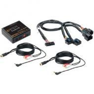 iSimple ISGM532 Dual Auxiliary Audio Adapter Kit for General Motor Vehicles Includes PXAUX Interf...