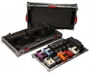 """Gator Cases G-TOUR PEDALBOARD-LGW Large TOUR Grade Pedal Board for 10-14 Pedals with 3M """"Dua..."""