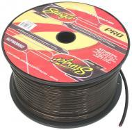 Stinger SCPRO8B2 Car Audio 250 Foot Roll 8 Gauge Power or Ground Black Wire