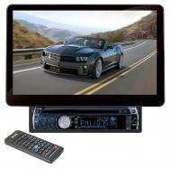 "PYLE PLD10BT Car In-Dash DVD CD MP3 Player & Motorized 10.1"" TFT Touchscreen & Wirel..."