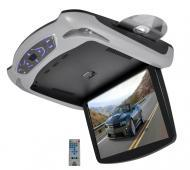 "PYLE PLRD145 13.3"" Roofmount TFT Monitor DVD Player w/ IR Transmitter"