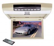 "PYLE PLRD94 9.4"" Roof Mount Monitor & DVD Player with FM USB SD Card Reader"