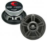"Lanzar OPTI6M-8 OPTI 6"" Midrange Speaker 8Ohm 500Watts with Durable Die-Cast Aluminum Frame"