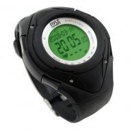 Pyle PHRM38BK Heart Rate Monitor Watch with Calorie Counter and LED Backlight