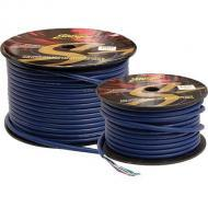 Stinger SGW9920 Audio Cable 20 Foot Roll 18 Gauge Blue Speed Speaker Wire New