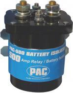 PAC PAC-500 High Quality Durable 500 Amp Battery Isolator Relay with Maximum Current Transfer
