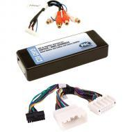 PAC C2A-CHY5 Amplifier Integration Interface for Chrysler MS-CAN Bus Vehicles