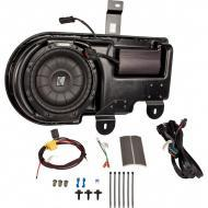 Kicker Car Audio Soundgate SubStage SF150C09 Custom-fit Powered Subwoofer for 2009-Up Ford F-150 ...