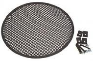 Peavey 15 Inch Grille Kit with Matte Black Powder Coated Paint Finish (52220)