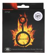 Peavey Nickel Wound Elements Balanced 12s Electric Guitar Strings (577940)