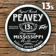Peavey PH BR WND BAL 13S Set/Package Quality Acoustic Guitar String (578520)