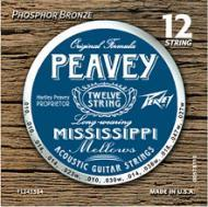 Peavey Phosphor Bronze-Wound Balanced 12-String for Acoustic Guitars (578710)