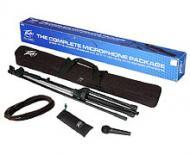 Peavey PV-MSP1 1/4 Complete Mic & Accessory Package with Carry Bag (579890)