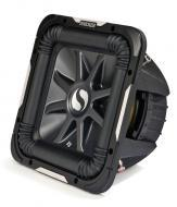 "Kicker 11S8L7D4-N Car Audio Solobaric 8"" L7 Dual 4 Ohm 900W Subwoofer"