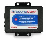 SoundGate KBMWSIRV2 Add Kenwood Sirius/Kenwood Changer to Select 1996-2004 BMW Land Rover and Min...