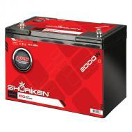 Shuriken SK-BT100 Large Size AGM Power Cell 2000W 100 AMP Hours Car Battery
