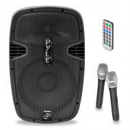 "Pyle Pro Audio PPHP159WMU 15"" Portable Rechargeable Loudspeaker w/ Bluetooth"