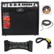 "Pevaey Vypyr VIP2 Combo Amp 12"" Modeling Electric Guitar 40 Watt Amplifier with Sanpera II F..."