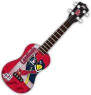 Peavey MLB Major League Baseball St Louis Cardinals Design Ukulele (3022700)