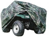 "Armor Shield ATV Cover 86.5X49X33.5"" w/ Camouflage Color Non-Scratch Rugged Fabric"